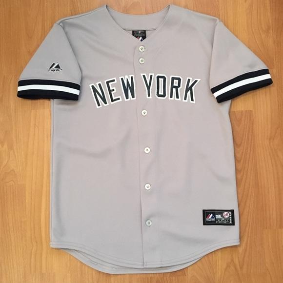 outlet store 666df 5c743 Vtg Derek Jeter New York Yankees #2 Jersey